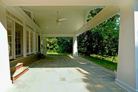 Personal Pavilion Overlooking Pool
